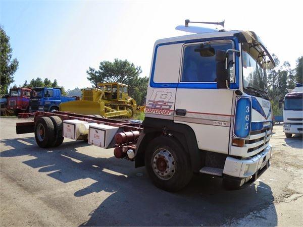 camions renault major   gamme et mod u00e8les